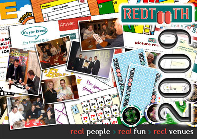 Redtooth Catalogue 2009